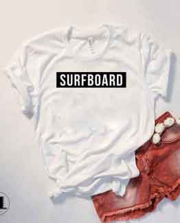 T-Shirt Surfboard by Clotee.com Tumblr Aesthetic Clothing