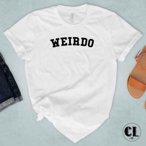 T-Shirt Weirdo by Clotee.com Tumblr Aesthetic Clothing