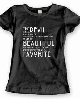 T-Shirt The Devil Is Real