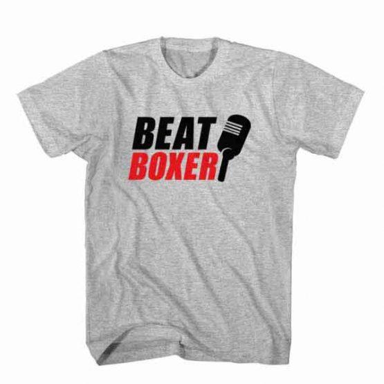 T-Shirt BeatBoxer