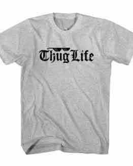 T-Shirt Thug Life, Youtuber T-Shirt