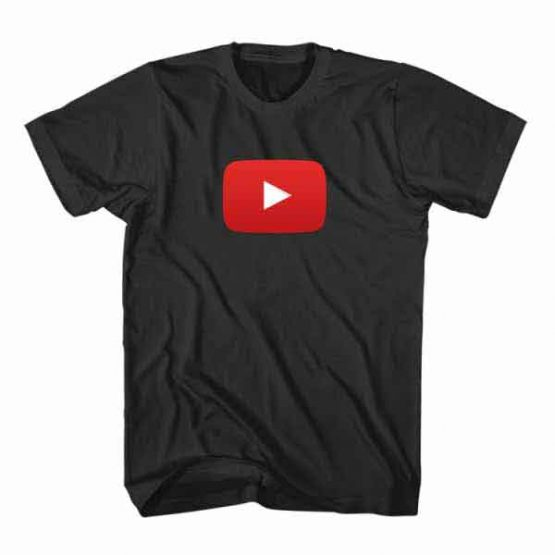 T-Shirt Youtube Icon, Youtuber T-Shirt