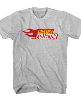 Diecast Collector T-Shirt men Hotwheels Matchbox Tomica Clothing. Printed and delivered from USA or UK.