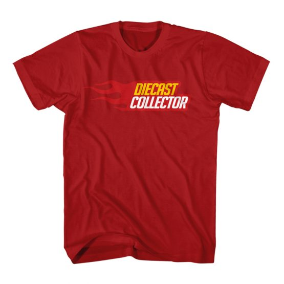 Diecast Collector T-Shirt Red