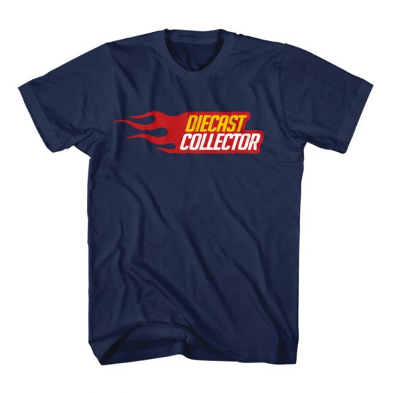 Diecast Collector T-Shirt Navy