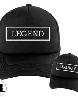 legend legacy hats