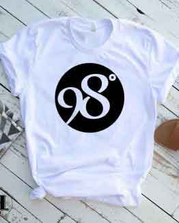 T-Shirt 98 Degrees men women round neck tee. Printed and delivered from USA or UK.