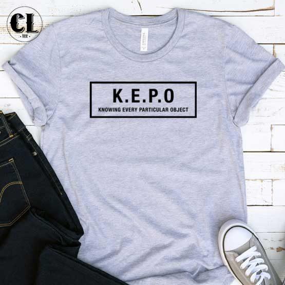 T-Shirt Kepo