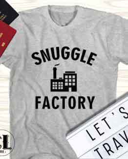 T-Shirt Snuggle Factory