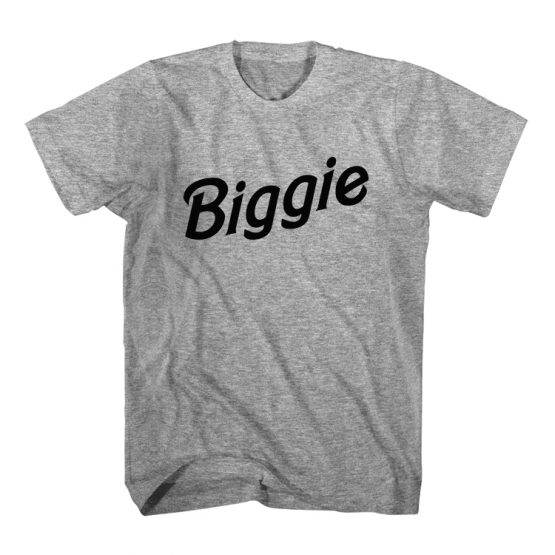 Father and Son T-Shirt Biggie Smalls by Clotee.com Father and Son Matching Tee Shirt Set