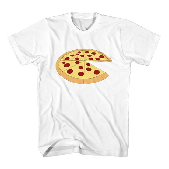 Dad Whole Pizza T-Shirt