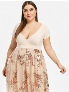 plus size clothing from dresslily.com