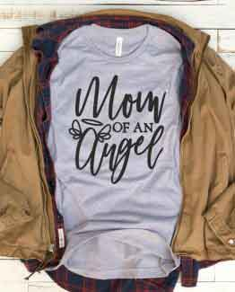 T-Shirt Mommin Is So Gangsta Mom Life