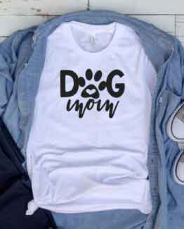 T-Shirt Dog Mom Pet Lover