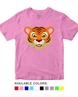 Panther Toddler Kid Children T-Shirt Animal Head Toddler Children Tee. Printed and delivered from USA or UK.