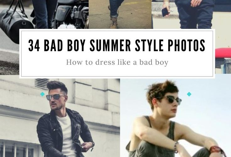 How To Dress Like A Bad Boy