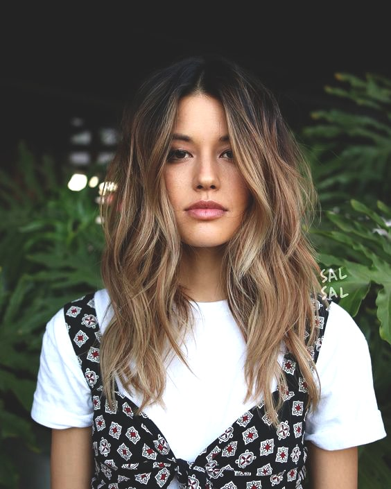 classic mid length haircut trends fall