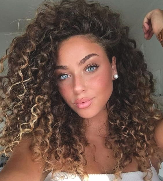 natural curls fall hair trends