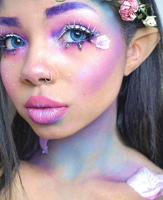 sexy alien makeup for halloween
