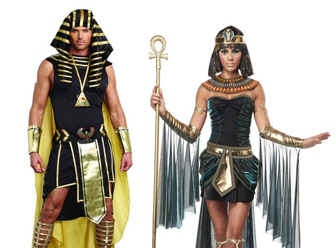Egyptian Pharaohs Costumes Halloween