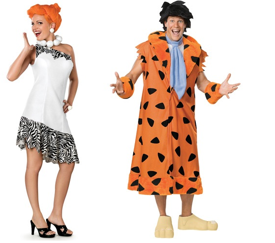 Halloween Couples Costumes Ideas Flintstones