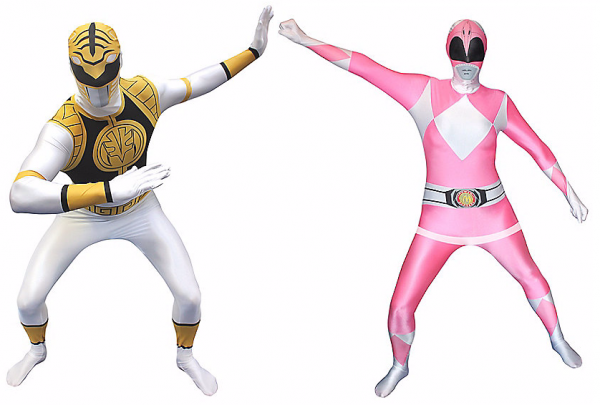 Halloween Couples Costumes Ideas Power Rangers