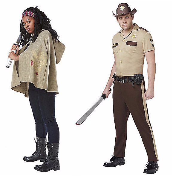 Halloween Couples Costumes Ideas Rick Michone