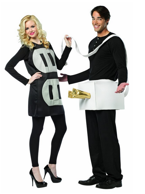 Halloween Couples Costumes Ideas plug socket