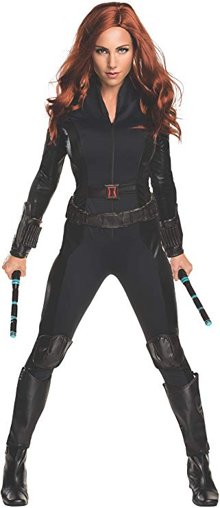 Natasha Romanoff Costumes Black Widow Couples Halloween