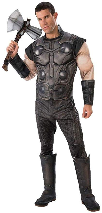 Thor Costumes Couples Halloween