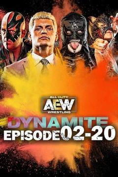 AEW: Dynamite (All Elite Wrestling)