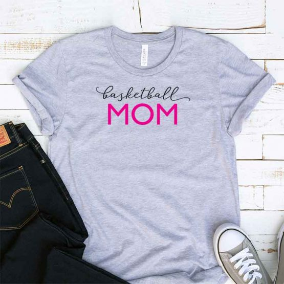 T-Shirt Basketball Mom, Funny Basketball Mama, Basketball Mom Saying Tee, Basketball Shirt Design Ideas, Plus Size Basketball Outfit, Basketball Parents, Basketball Apparel. Printed and delivered from USA or UK.