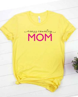 T-Shirt Cross Country Mom, Funny Cross Country Mama, Cross Country Mom Saying Tee, Cross Country Shirt Design Ideas, Plus Size Cross Country Outfit, Cross Country Parents, Cross Country Apparel. Printed and delivered from USA or UK.