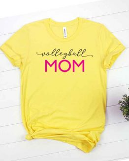 T-Shirt Volleyball Mom