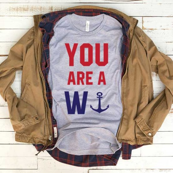 T-Shirt You Are Wanker men women funny graphic quotes tumblr tee. Printed and delivered from USA or UK.