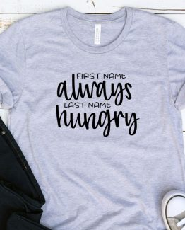 T-Shirt Adulting Always Hungry by Clotee.com Aesthetic Clothing